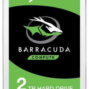 2TB SEAGATE BARRACUDA SATA3 3.5