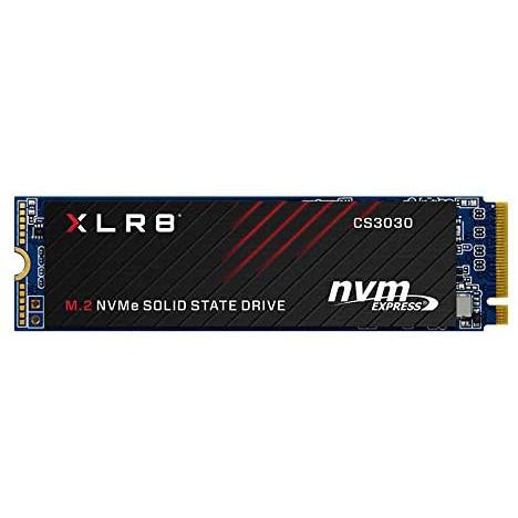 500GB PNY XLR8 CS3030 SERIES M2 PCIE NVM dz