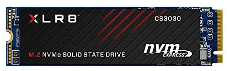 500GB PNY XLR8 CS3030 SERIES M2 PCIE NVM