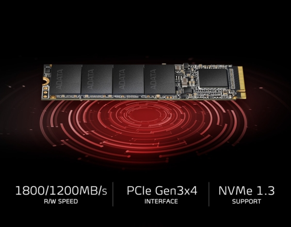 512GB ADATA XPG SX6000 LITE M.2 2280 PCIE NVME 1.3