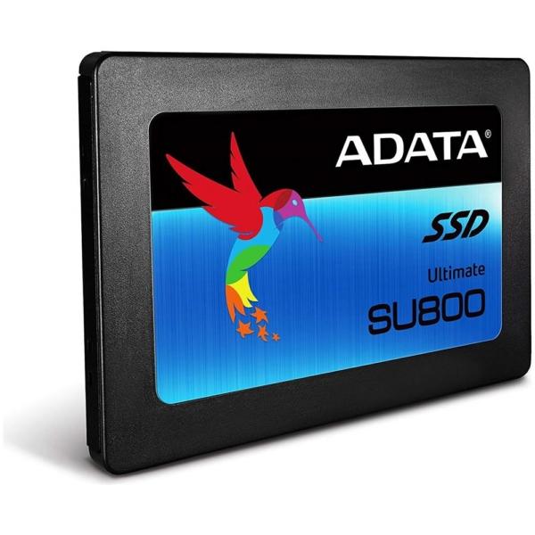 ADATA SU 800 512GB SSD 2,5 SATA3 3D NAND