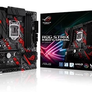 ASUS MB ROG STRIX B360-G GAMING