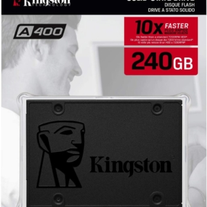 KINGSTON 240GB A400 SATA3 2.5 SSD