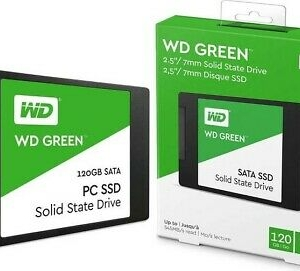 WD 120GB SSD WD GREEN 2.5 SATA3 3DNAND