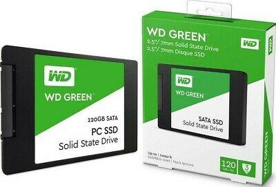 WD 120GB SSD WD GREEN 2.5 SATA3 3DNAND
