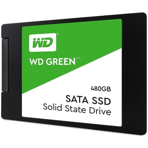 WD 480GB SSD WD GREEN 2.5 SATA3 3DNAND
